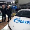 Η GAZPROM χορηγός στο Scirocco R-Cup